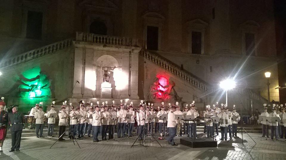 Banda EI Porta Pia 2015