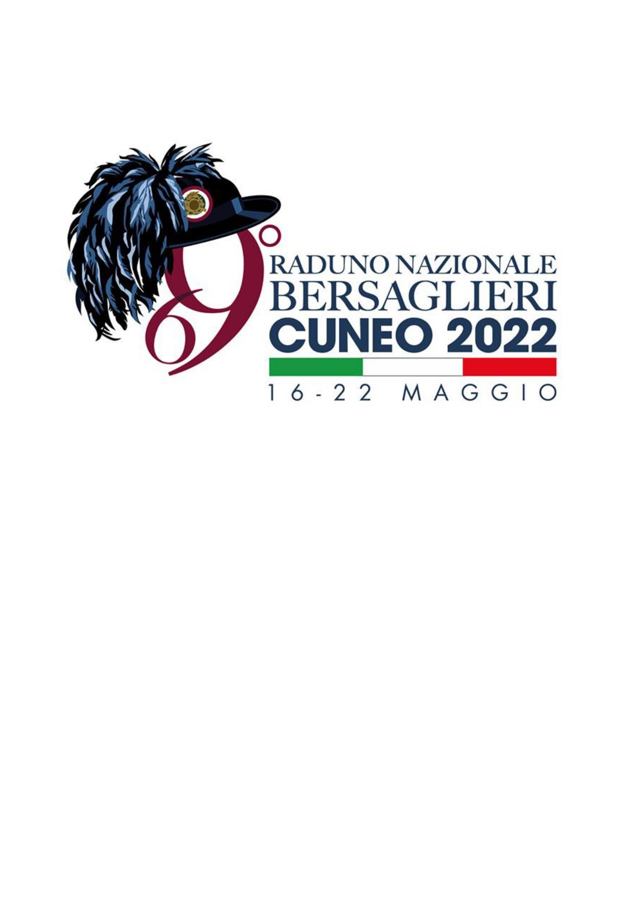 RADUNO NAZIONALE BERSAGLIERI CUNEO 2022